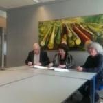 BIJ12 en Natuurbank Nederland tekenen samenwerkingsovereenkomst
