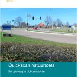 Nieuw quickscan natuurtoets rapport